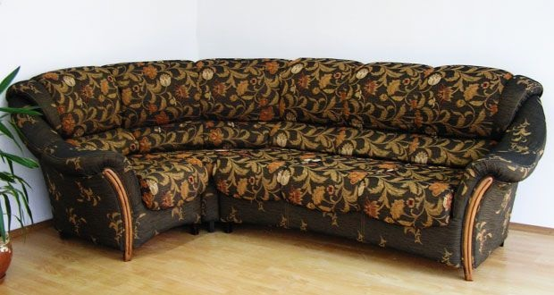 "Угловой диван ""Фламинго"" фабрики ""Шик"""