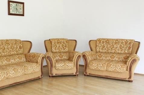 """Диван-""""двойка"""" и кресло """"Сеньор"""""""