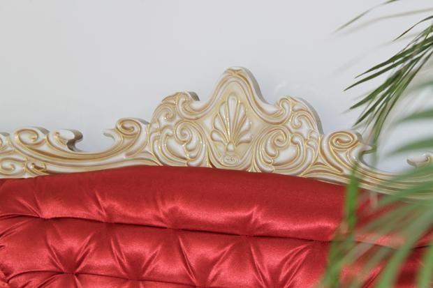 """Деревянный декор дивана """"Версаль"""""""