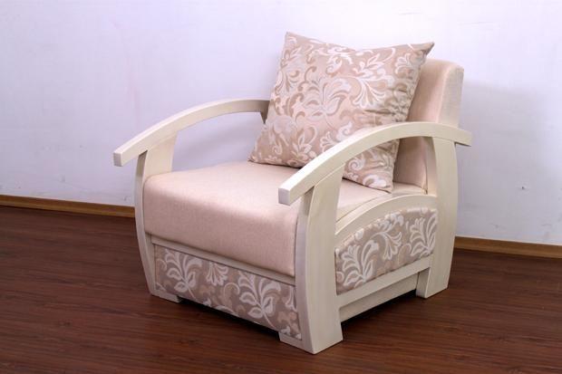 "Кресло ""Делайн"": вид сбоку"