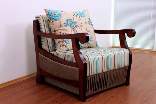 """Кресло """"Франк"""": вид сбоку"""