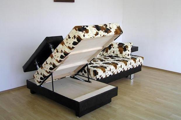 """Функциональный угловой диван """"Маджестик"""""""
