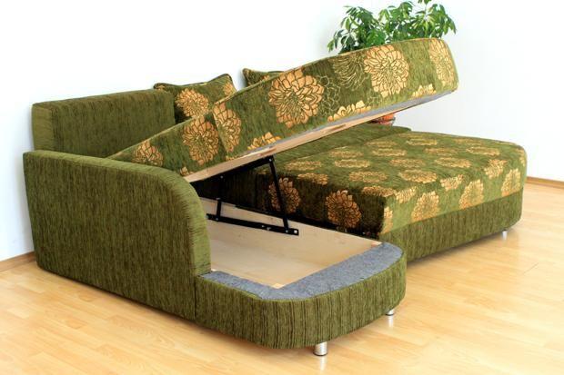"""Функциональный угловой диван """"Майами"""""""